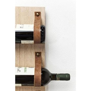 Kare Design Weinregal 82217 Wall Flap Cinque - 4