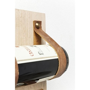 Kare Design Weinregal 82217 Wall Flap Cinque - 5